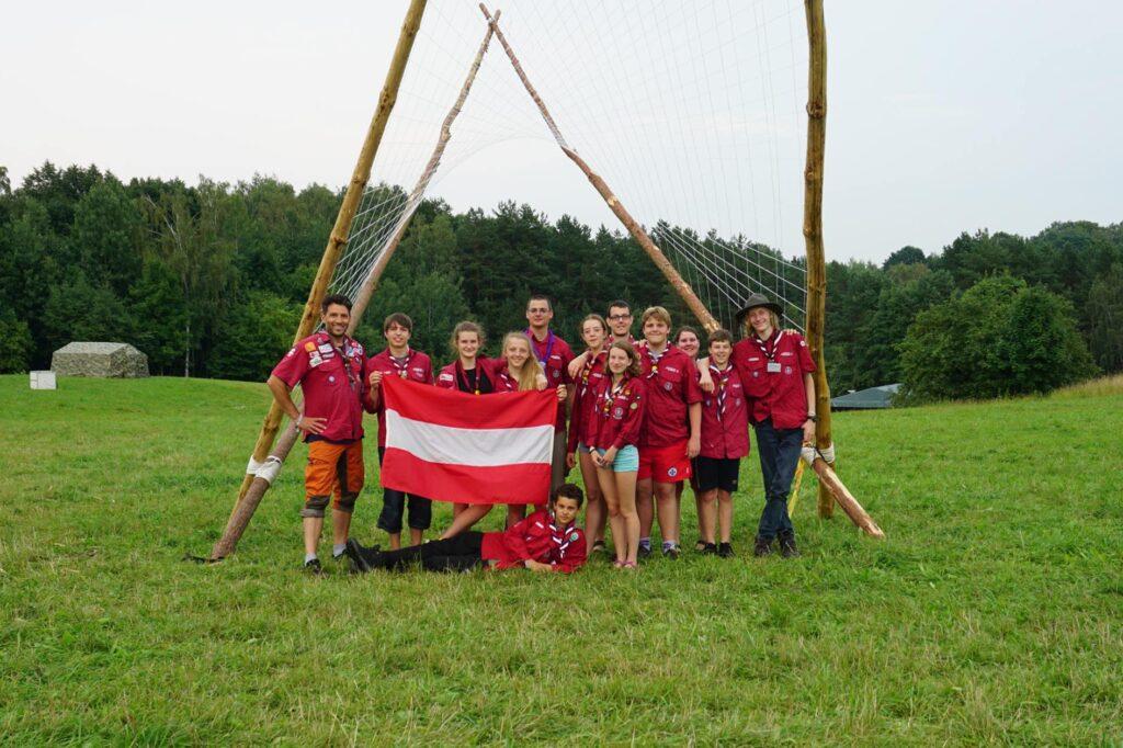 Internationales Lager in Litauen CaEx